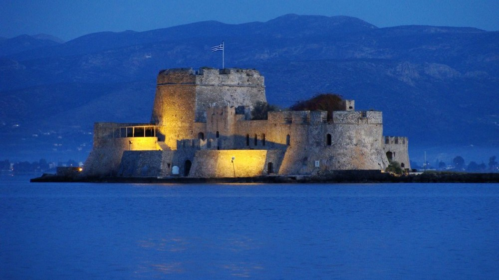 Nafplio Family Walking Tour