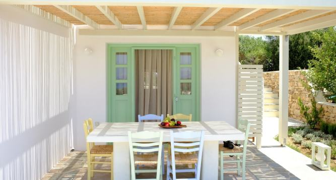 Naxos Private 3 Bedroom Family Villa, Naxos Island