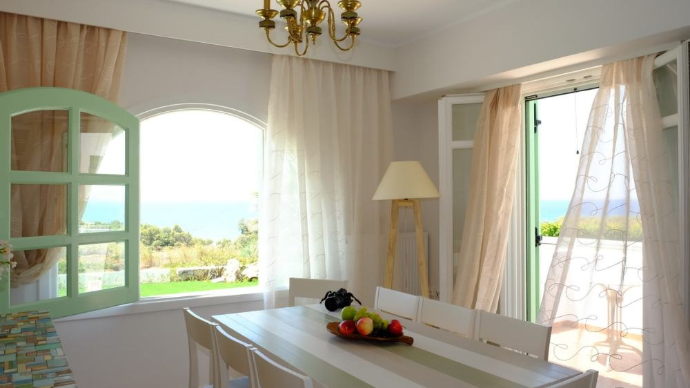 Naxos Private 3 Bedroom Family Villa, Naxos Island