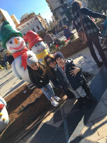 Patra Christmas Holidays Peloponissos KidsLoveGreece Central Square