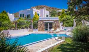 'Where to stay on Naxos for a family vacation - Luxury Villa Selection