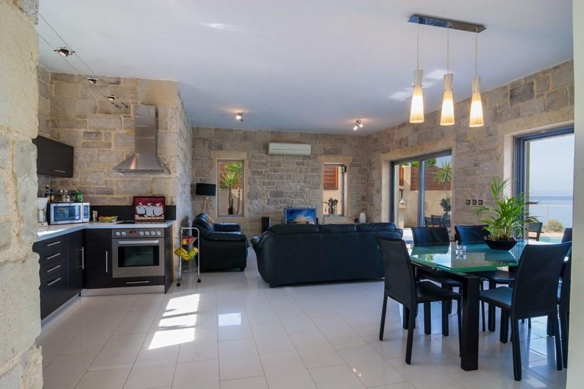 family villa corallium kids love greece accommodation for families sfinari western chania crete
