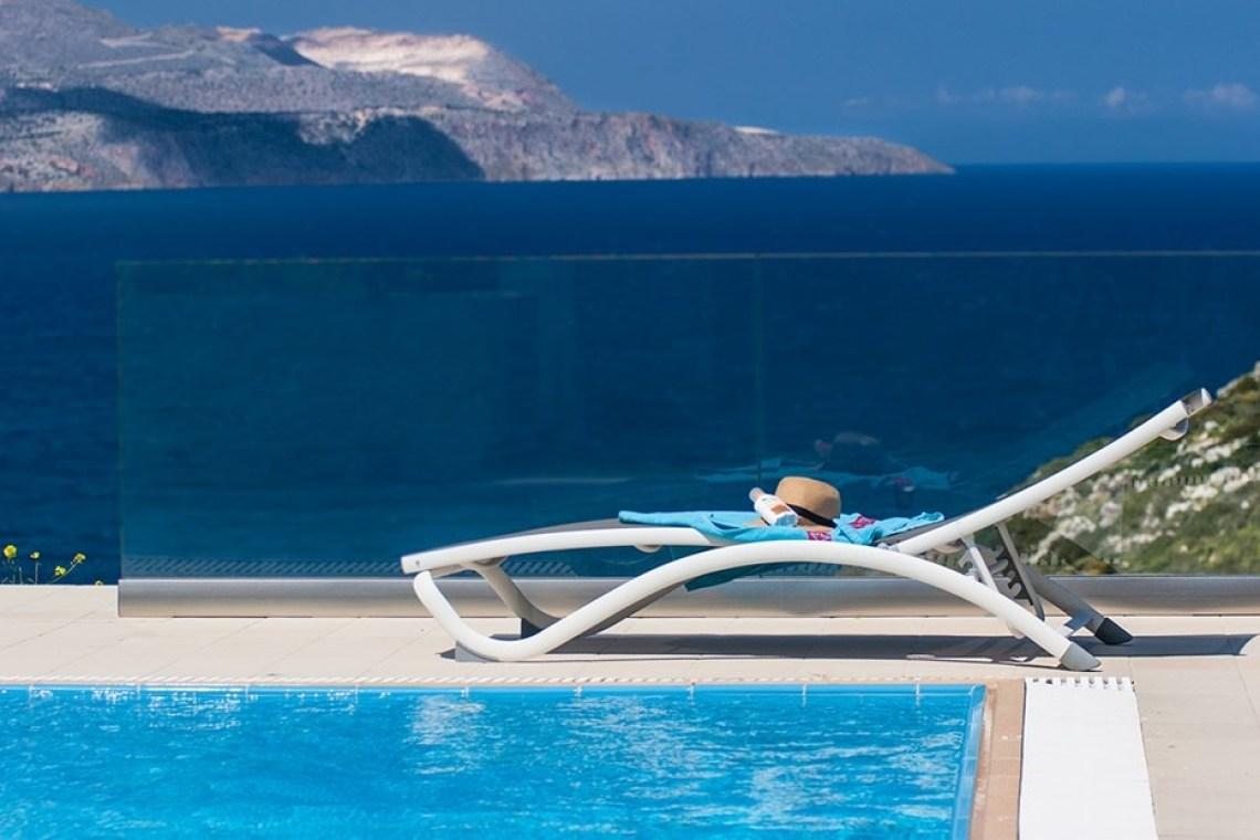 kids love greece accommodation for families family villa ioanna plaka chania crete