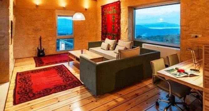 Family Villa Kaminia, Agioi Pantes, Chania, Crete