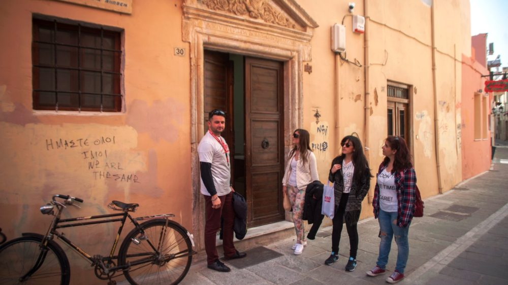 Rethymno Family Walking Tour