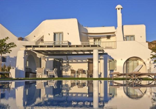 Plaka South Private Family Villa Naxos Island