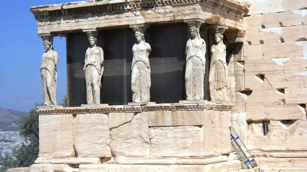 Percy jackson mythology family tour 7 day package for Ancient greek cuisine history