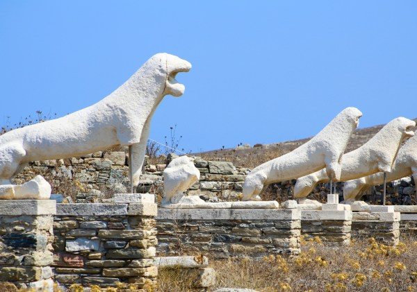 Ancient Delos Private Family Tour