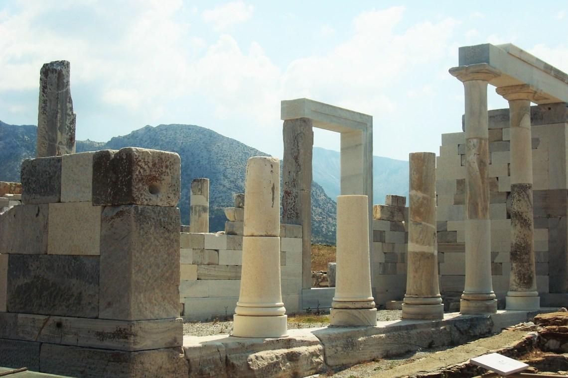 Delos archeological site
