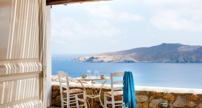 Elegant Family Vacation Villa in Mykonos