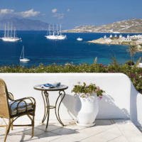 Luxury Family Vacation Villa in Mykonos Island