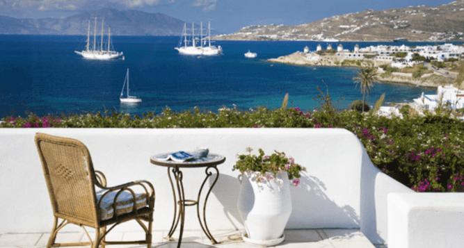 Luxury Family Vacation Villa in Mykonos Island
