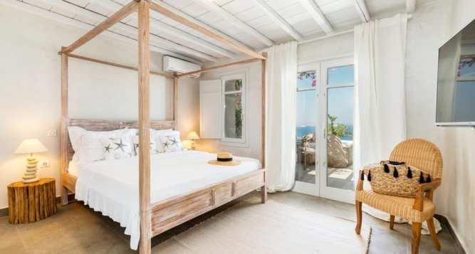 A Luxury Bohemian Family Villa in Mykonos
