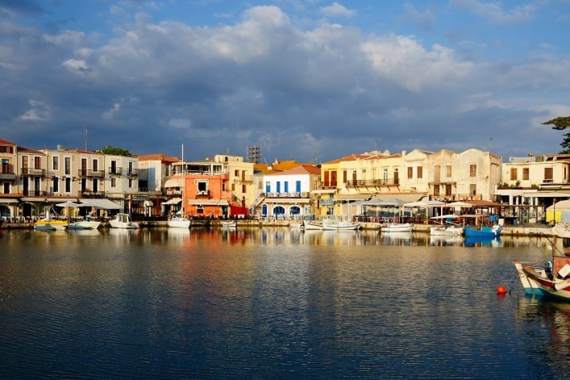 family road trip in Crete Rethymno kids love greece activities for families
