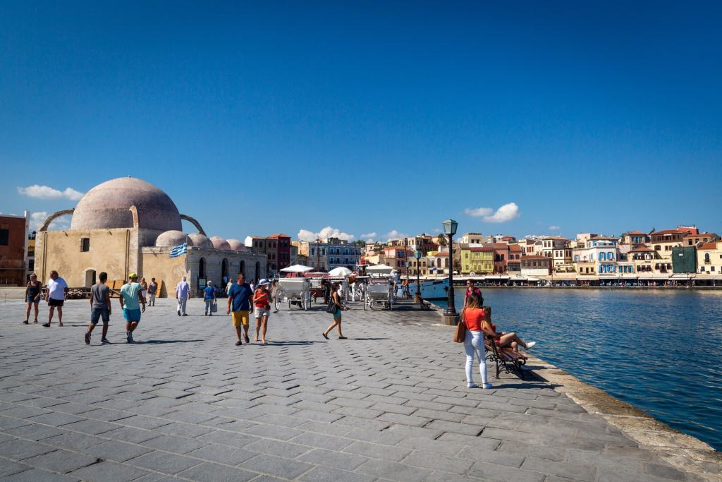 family road trip in Crete Chania kids love greece activities for families