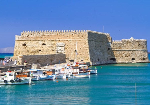 Heraklion Family Ultimate Sightseeing Tour