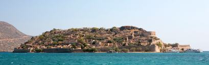 family road trip in Crete Spinalonga kids love greece activities for families