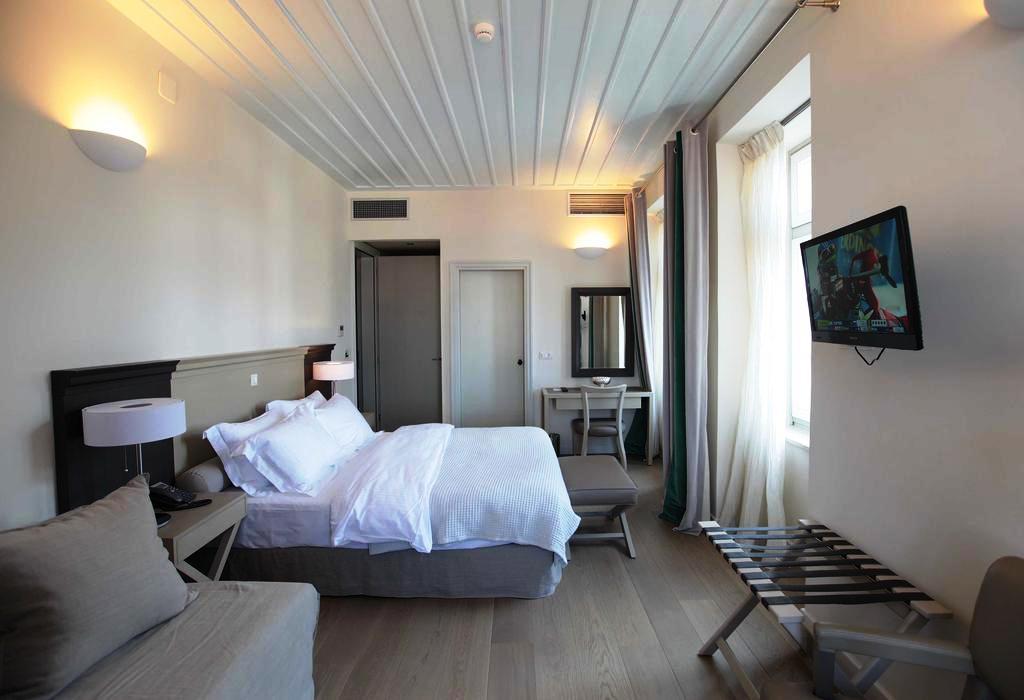 family friendly accommodation Peloponnese kids love greece grand sarai hotel Nafplio