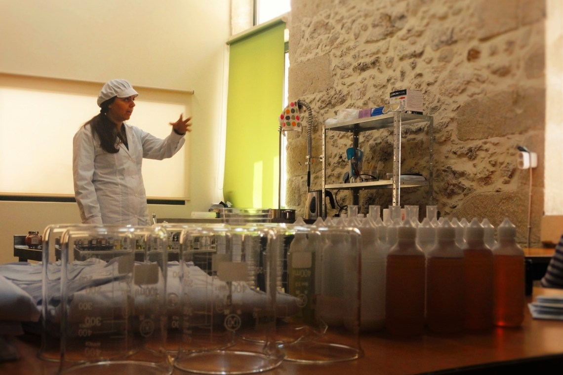 traditional soap making family workshop activities for families Heraklion Crete kids love greece