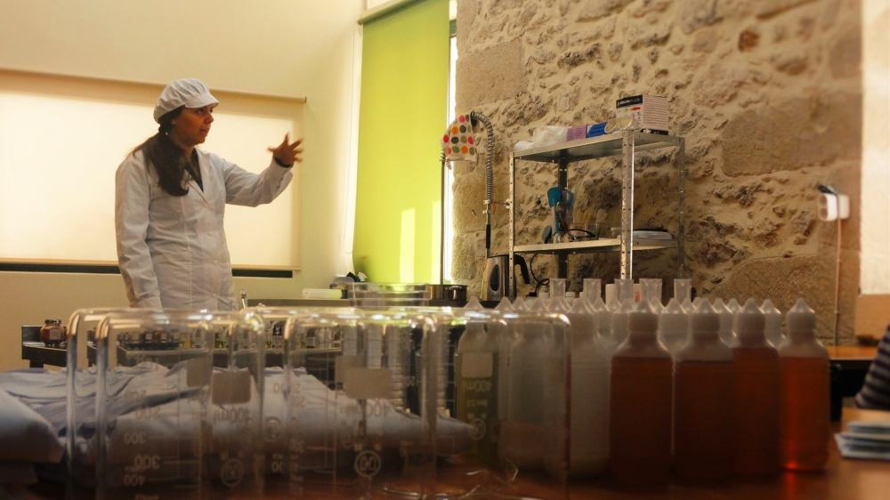 Traditional Soap Making Family Workshop, Crete