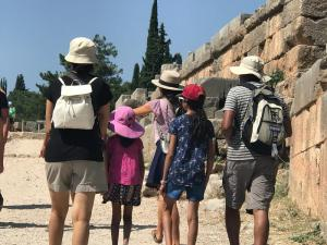 Visit Greeece with kids 2
