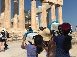 Visit Greeece with kids 4