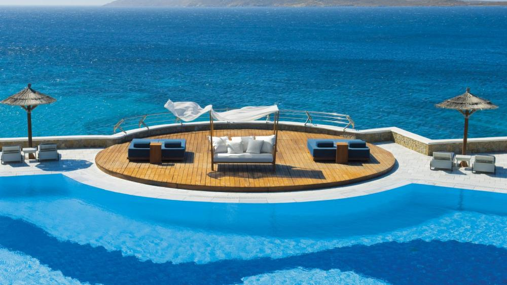 The Mykonos Grand Hotel and Resort – Luxury 5 Star Hotel