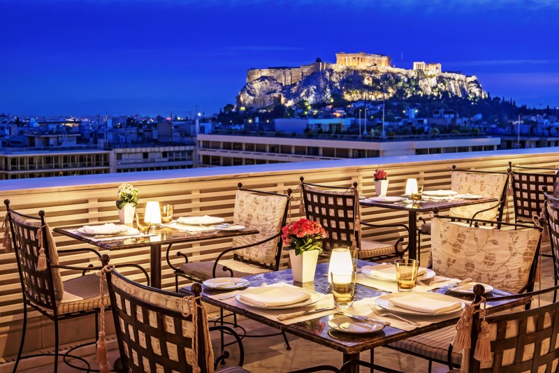 Top family-friendly restaurants and cafes in Athens