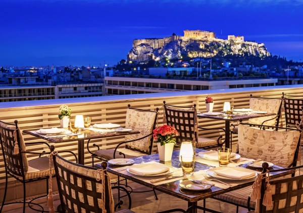 Top family-friendly restaurants & cafes in the historic center of Athens