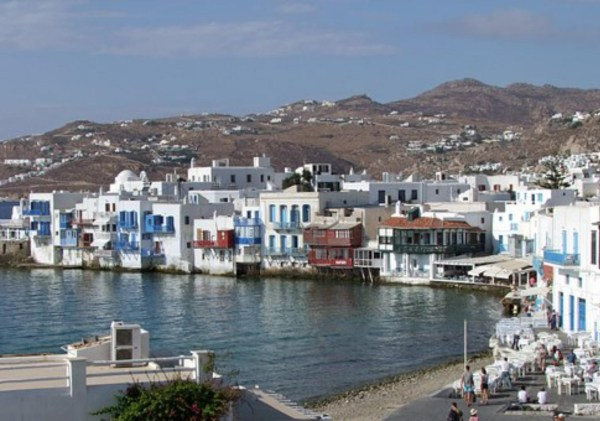 Top Things To Do with Kids in Mykonos