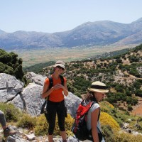 Great Family Trekking Excursions in Crete