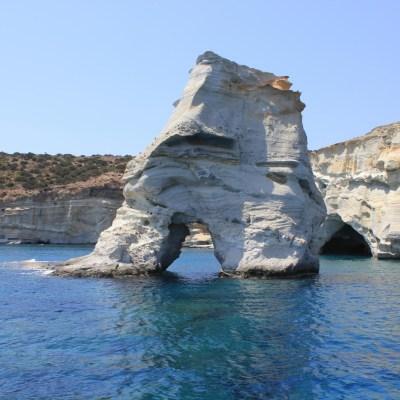 Sailing Fun in Milos