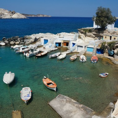 Things to do on Milos for families | Kids Love Greece