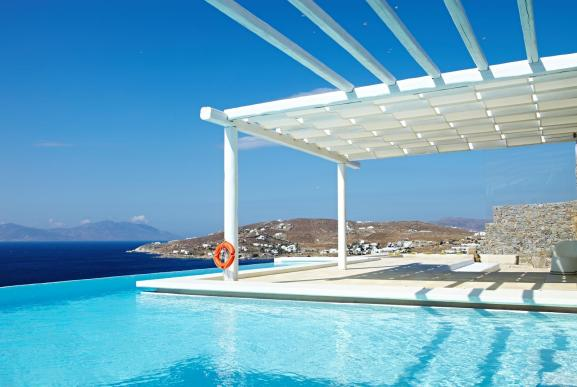 villa rental in Greece