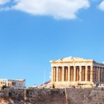 Acropolis mythology tour Percy Jackson KidsLovegreece.com
