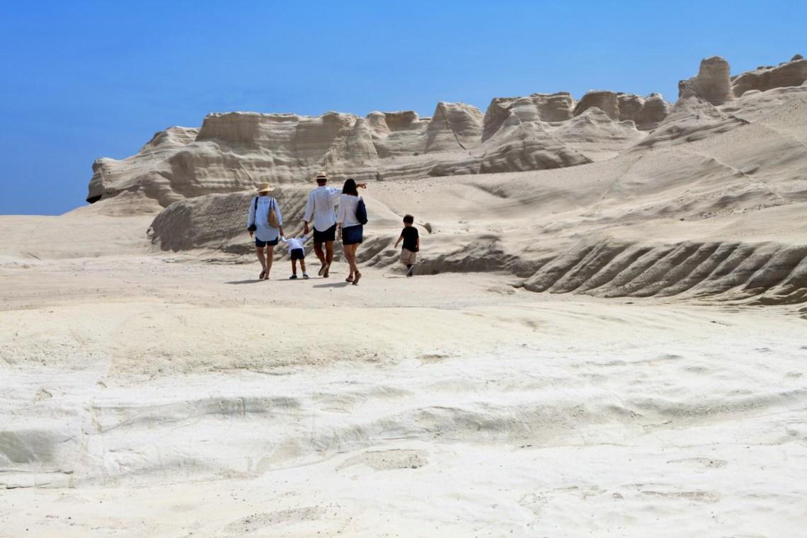 Milos island family trip KidsLoveGreece