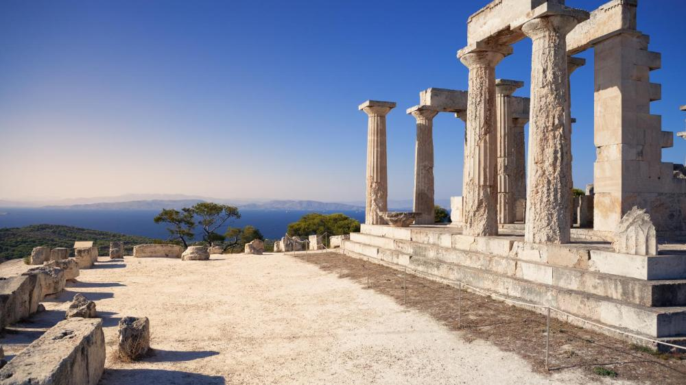 Family Day Trip to Aegina Island from Athens