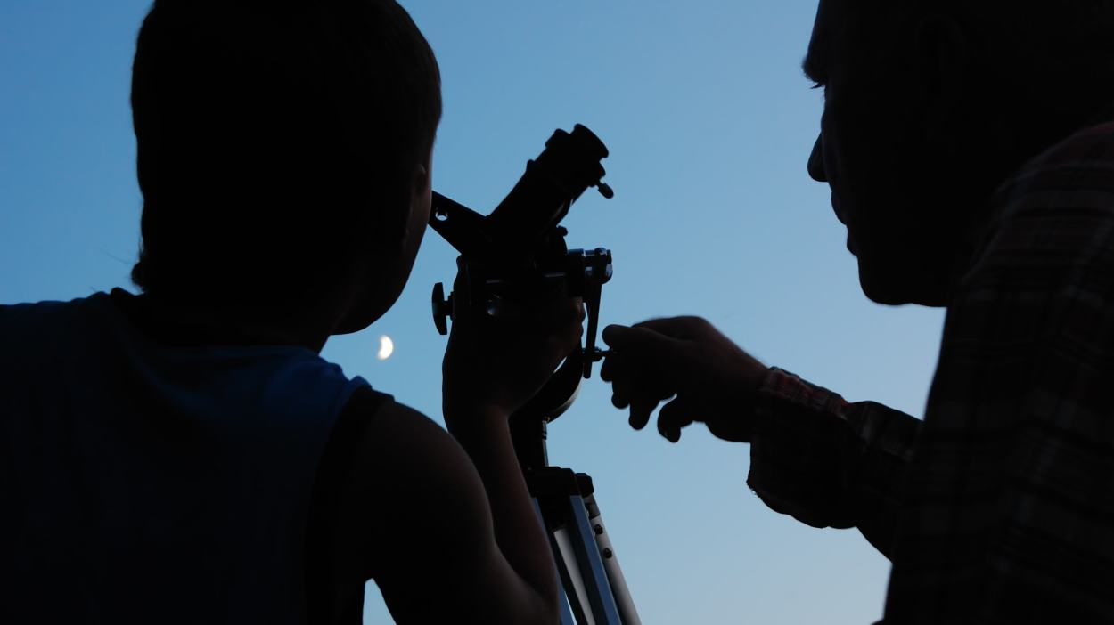 Family Evening Tour in Chania Stargazing Greek Gods and Stars at Night