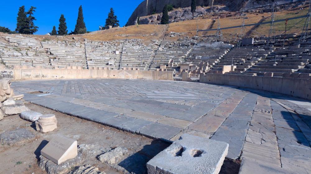 Percy Jackson Tour of Athens – Acropolis + Museum + Temple of Poseidon