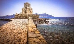 Why the Peloponnese is perfect for a family road trip in Greece