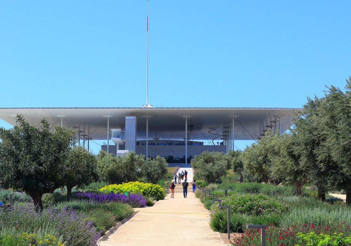 SNFCC Niarchos 2 Stavros Niarchos foundation park