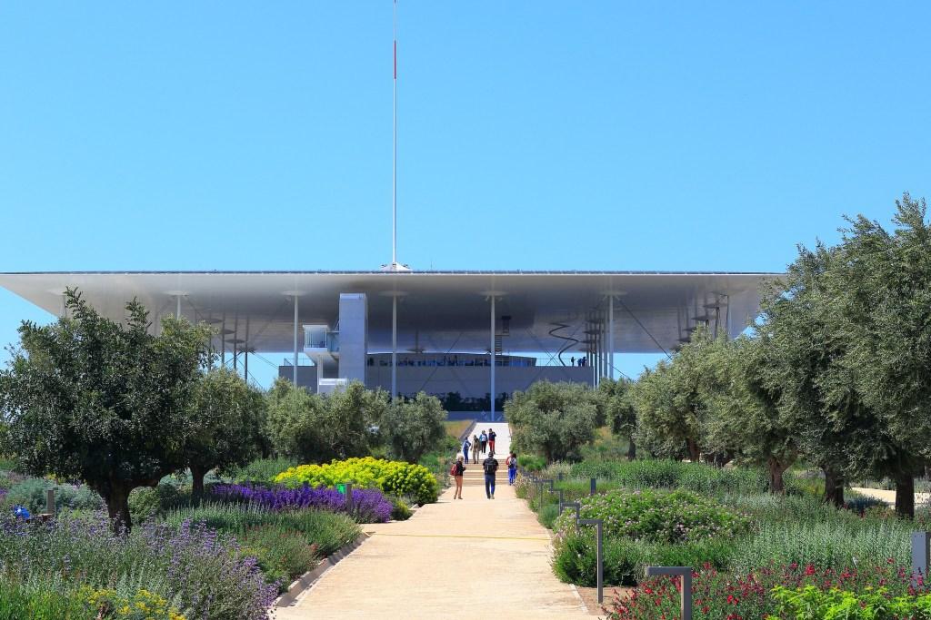 Stavros Niarchos foundation park