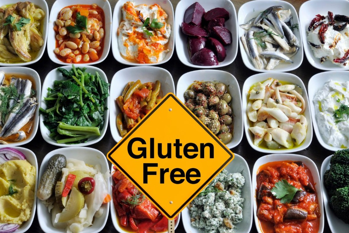 What Gluten free food to eat in Greece CV
