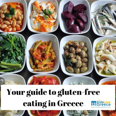 5 Things You Should Know Before Traveling to Greece with your Gluten Free child