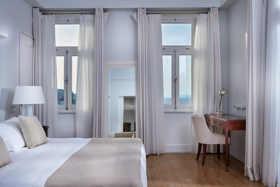 Poseidonion Grand hotel Spetses Luxury Room