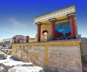 Heraklion Private Family Archaeological Tours