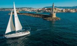 Day cruise from the Venetian harbour of Chania