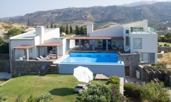 Santa Pelagia – Luxury villa near Heraklion