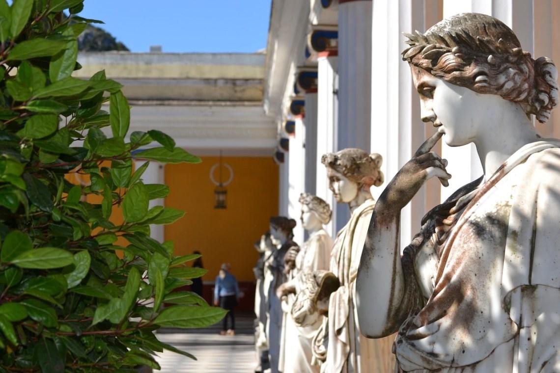 Achilleon Sissi Corfu PX