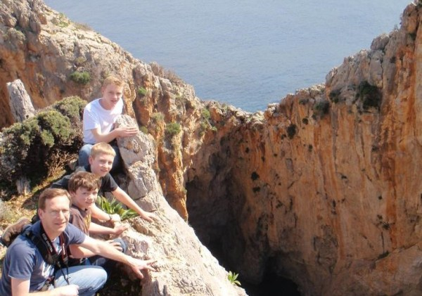 The Gorge of Saints, a Family Hiking Adventure